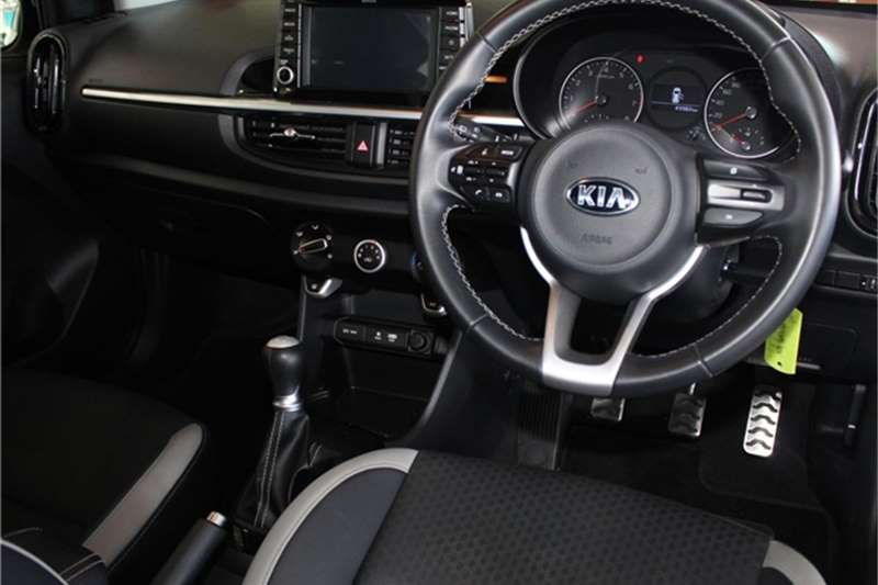 Kia Picanto 1.2 Smart 2019