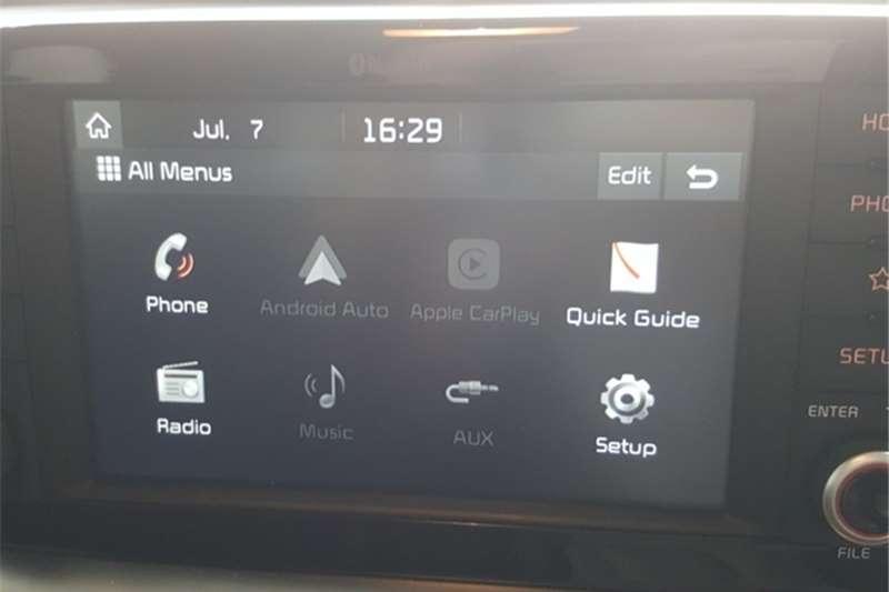 Kia Picanto 1.2 SMART A/T 2018