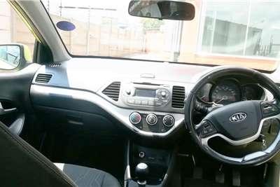 Kia Picanto 1.2 Start 2012