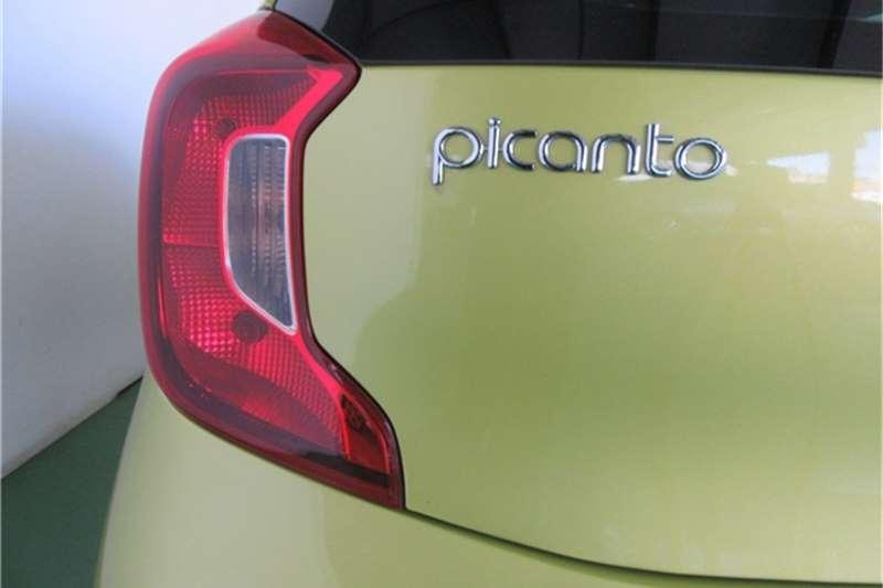 Kia Picanto 1.2 Start 2019