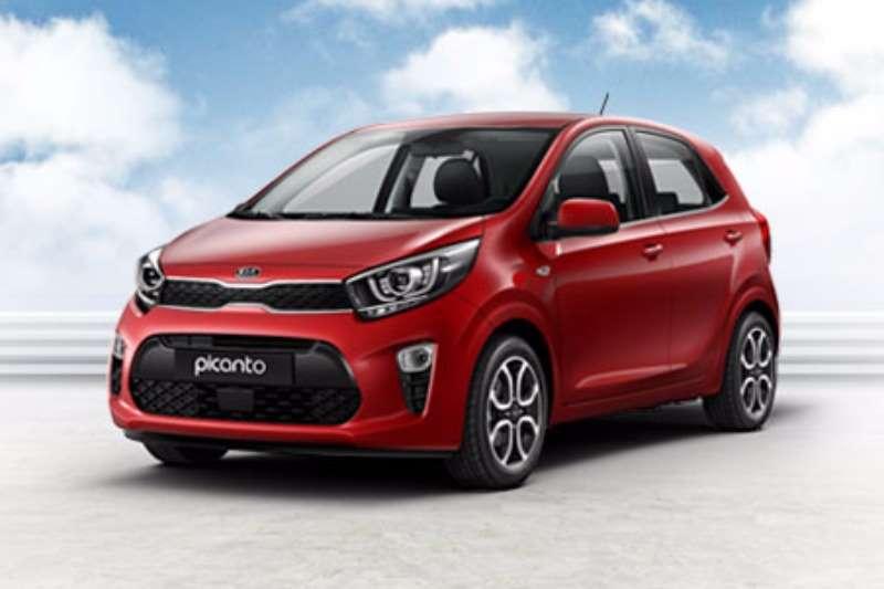 Kia Picanto 1.2 Start auto 2019