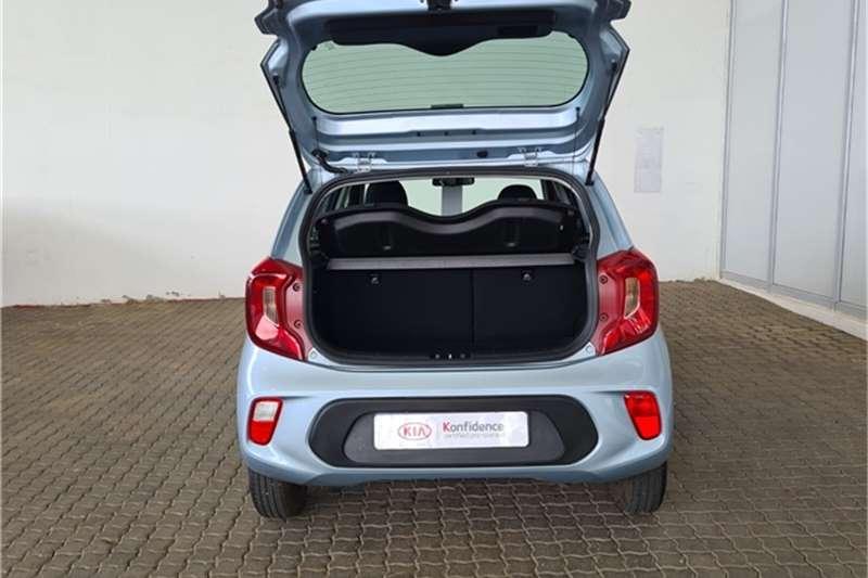 Kia Picanto 1.2 Start auto 2020