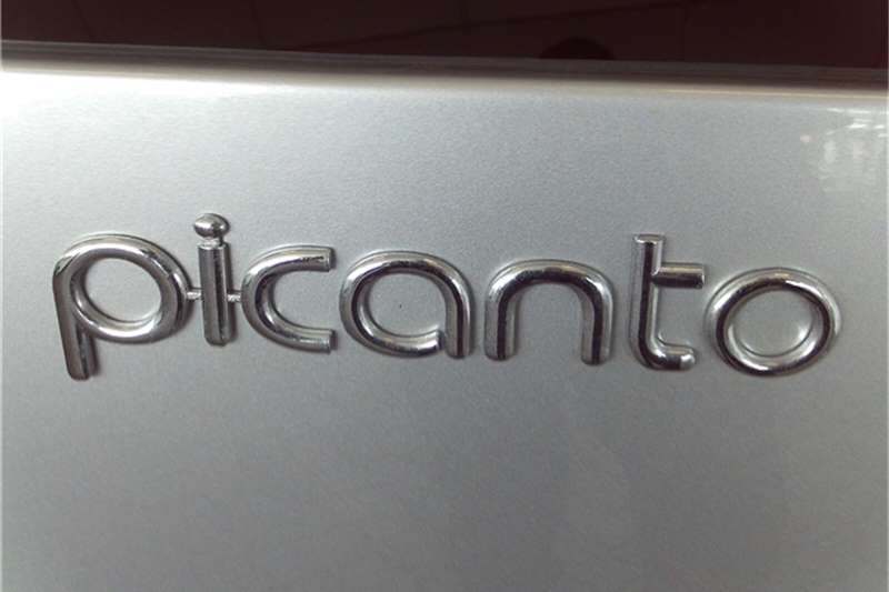 Kia Picanto 1.2 STREET A/T 2020