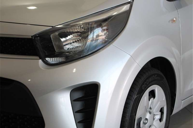 Kia Picanto 1.2 STREET A/T 2021