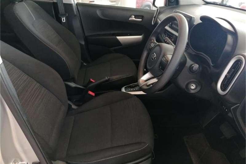 Used 2018 Kia Picanto 1.2 Style auto