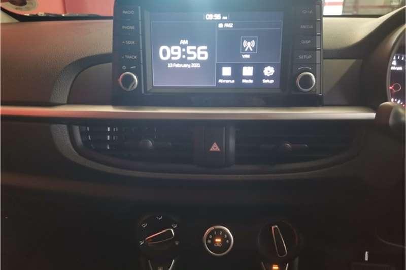 2021 Kia Picanto Picanto 1.2 Style auto