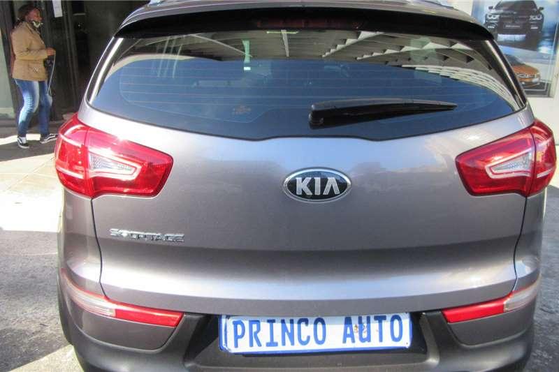 Kia Picanto 2.0 2013