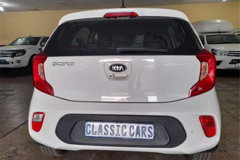 Used 2018 Kia Picanto