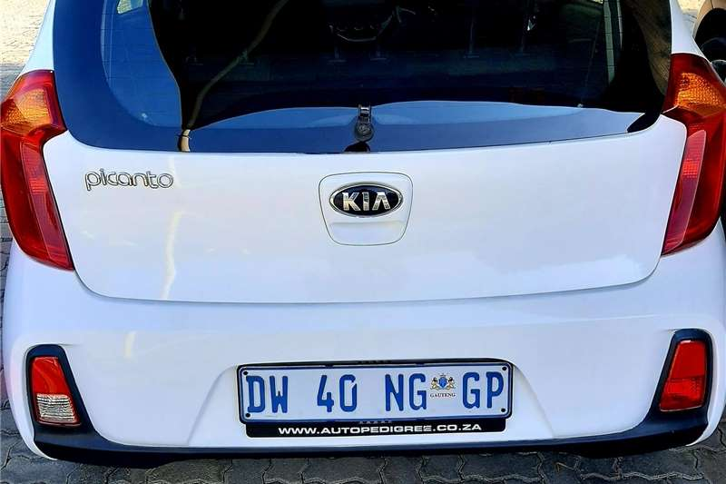 Used 2015 Kia Picanto
