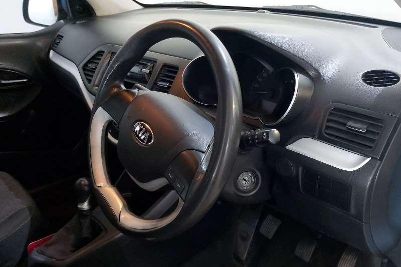 2016 Kia Picanto 1.0 LS