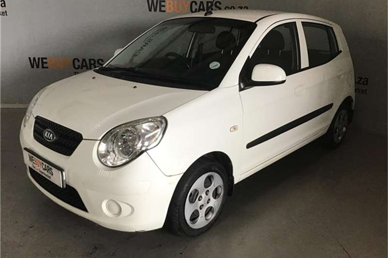2011 Kia Picanto 1.1 Striker automatic