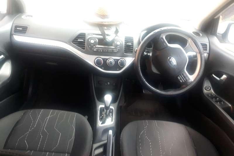 2015 Kia Picanto 1.1 EX automatic