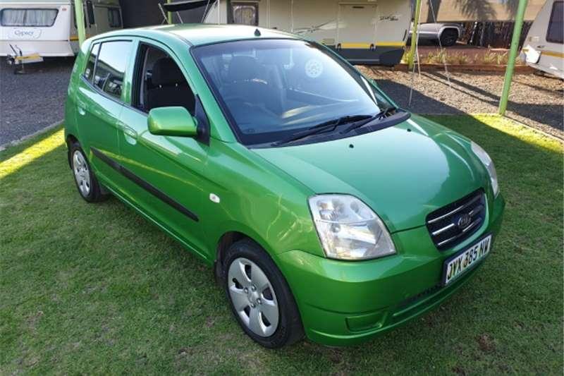 2007 Kia Picanto 1.1 LX