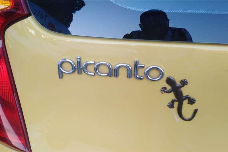 2013 Kia Picanto