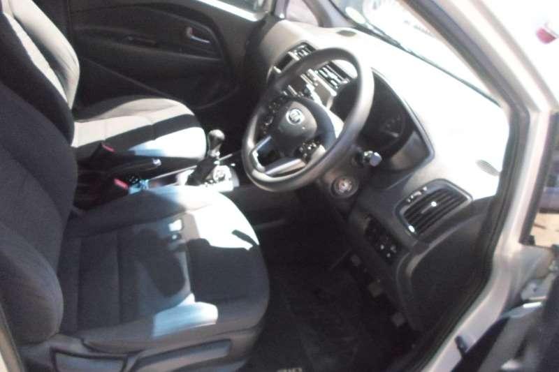 Kia Rio 1.4 4-door 2012