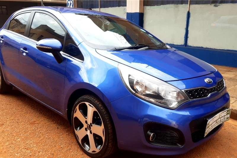 Used 2013 Kia Rio 1.4 4 door