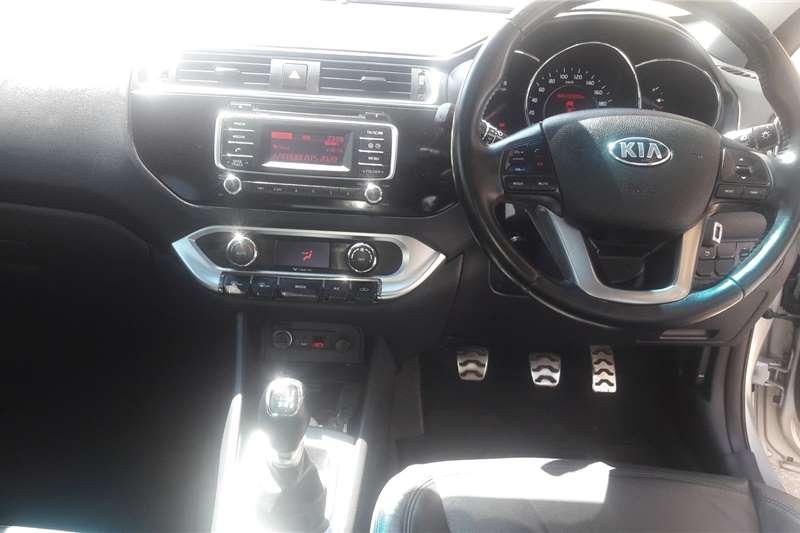 Used 2017 Kia Rio 1.4 4 door