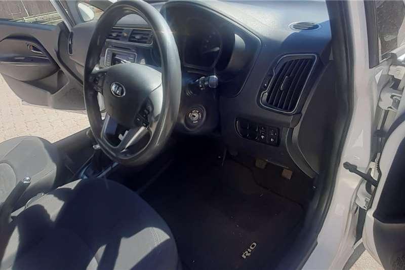 Used 2018 Kia Rio 1.4 4 door