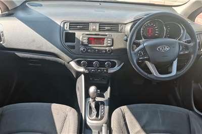 Kia Rio 1.4 4 door automatic 2013