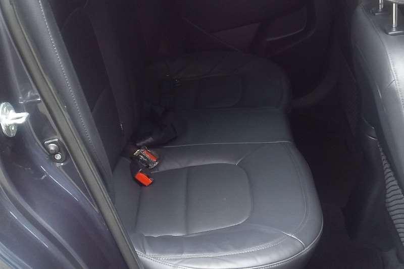 Kia Rio 1.4 4 door automatic 2015