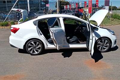 Used 2015 Kia Rio 1.4 4 door automatic