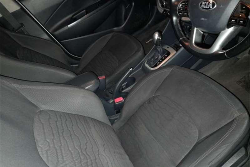 Used 2018 Kia Rio 1.4 4 door automatic