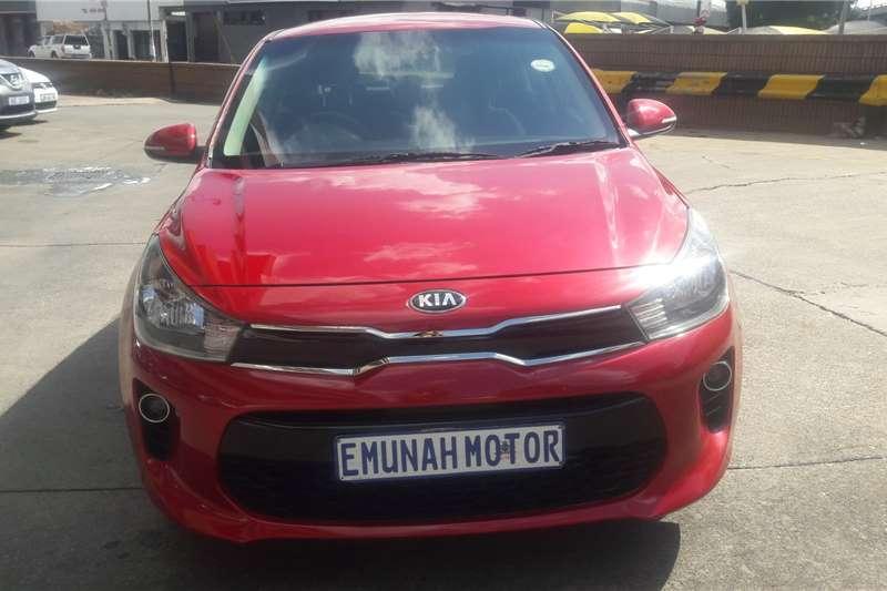Kia Rio 1.4 4 door automatic 2019