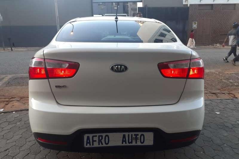 Used 2014 Kia Rio 1.4 4 door high spec