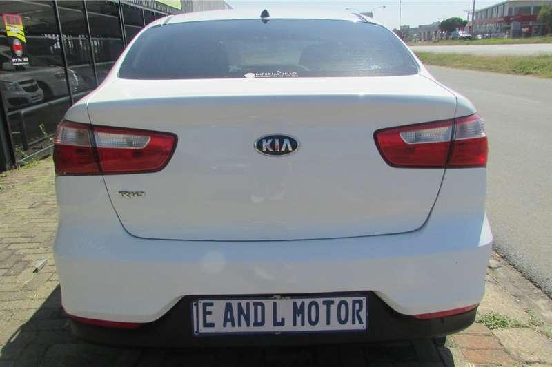 Used 2016 Kia Rio 1.4 4 door high spec