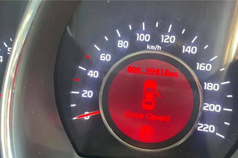 Used 2013 Kia Rio 1.4 4 door high spec automatic