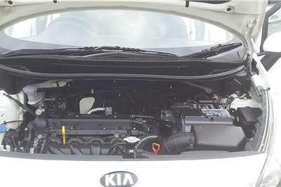 Kia Rio 1.4 5 door 2012