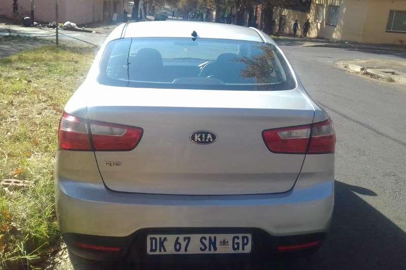 Used 2014 Kia Rio 1.4 5 door