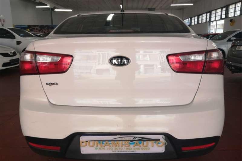2015 Kia Rio Rio 1.4 5-door