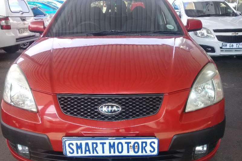 Kia Rio 1.4 5 door automatic 2008