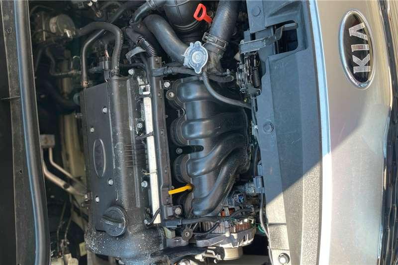 Kia Rio 1.4 5 door automatic 2012