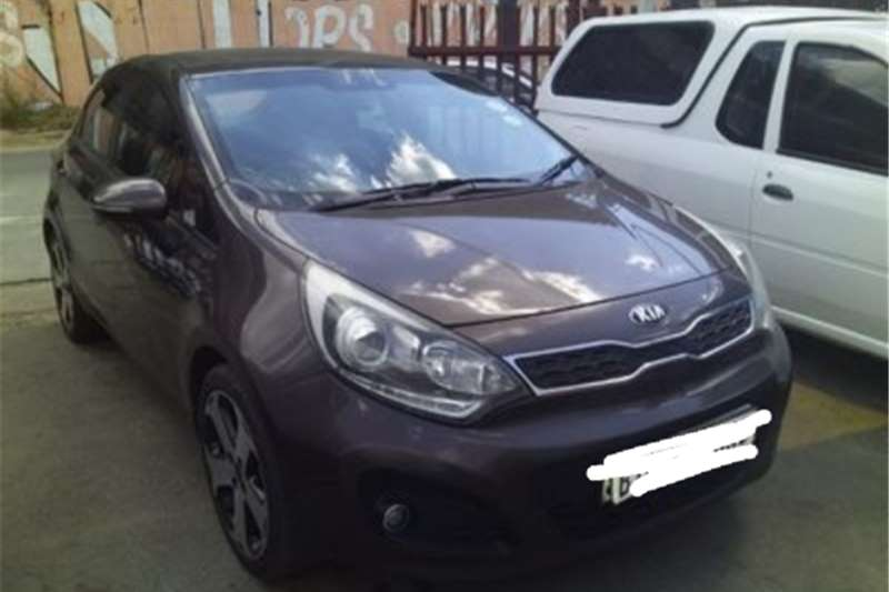 Used 2012 Kia Rio 1.4 5 door automatic