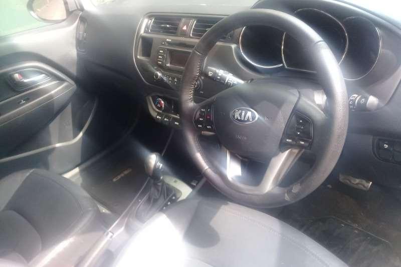 Kia Rio 1.4 5 door automatic 2013
