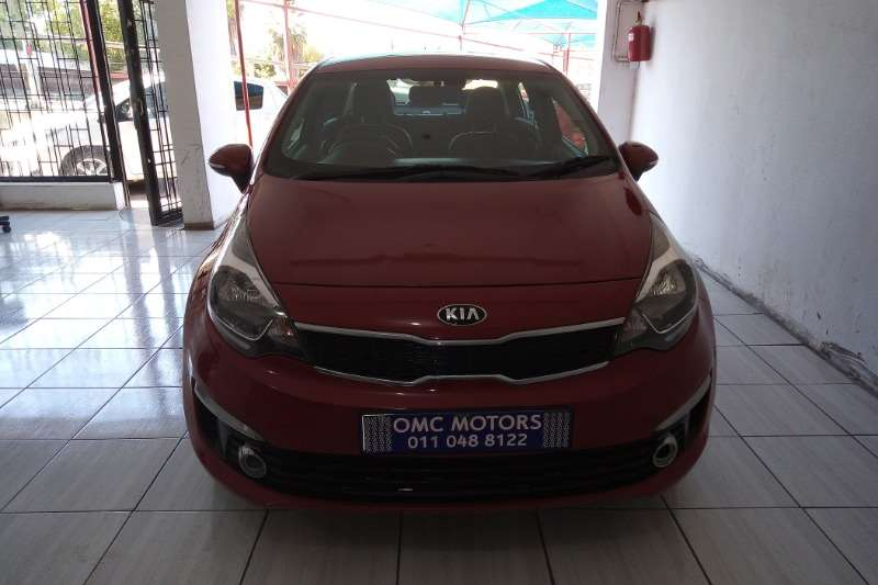 Kia Rio 1.4 5 door automatic 2015