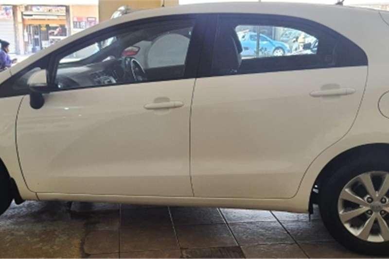Used 2015 Kia Rio 1.4 5 door automatic