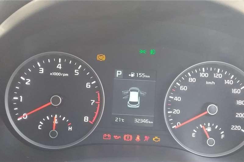 Kia Rio 1.4 5 door automatic 2019