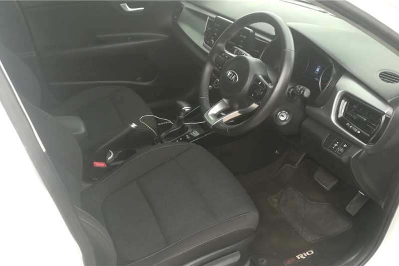 Kia Rio 1.4 5 door automatic 2020
