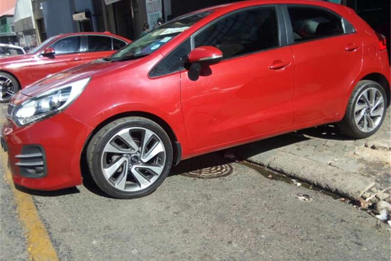 Kia Rio 1.4 5 door high spec 2013