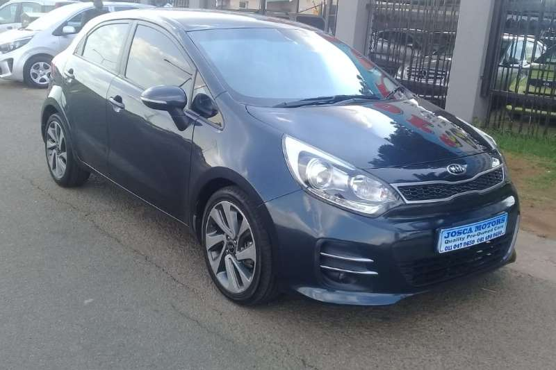 Kia Rio 1.4 5 door high spec 2016