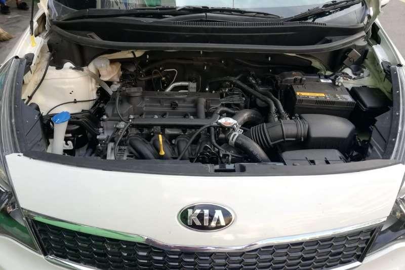 Kia Rio 1.4 5-door high-spec 2018