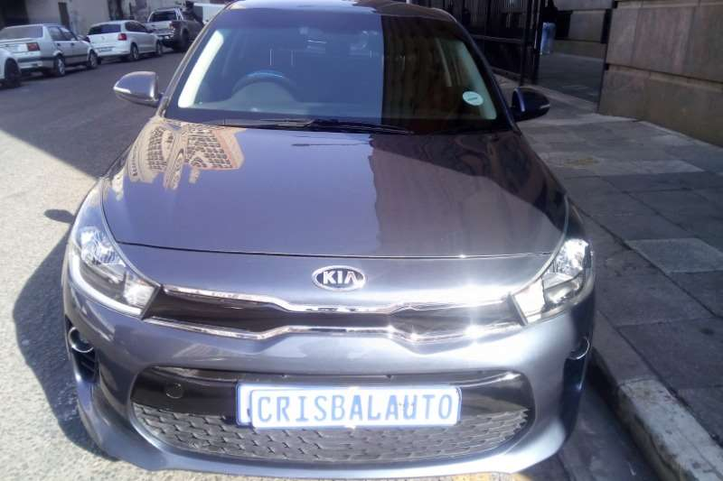 Kia Rio 1.4 5 door high spec 2019