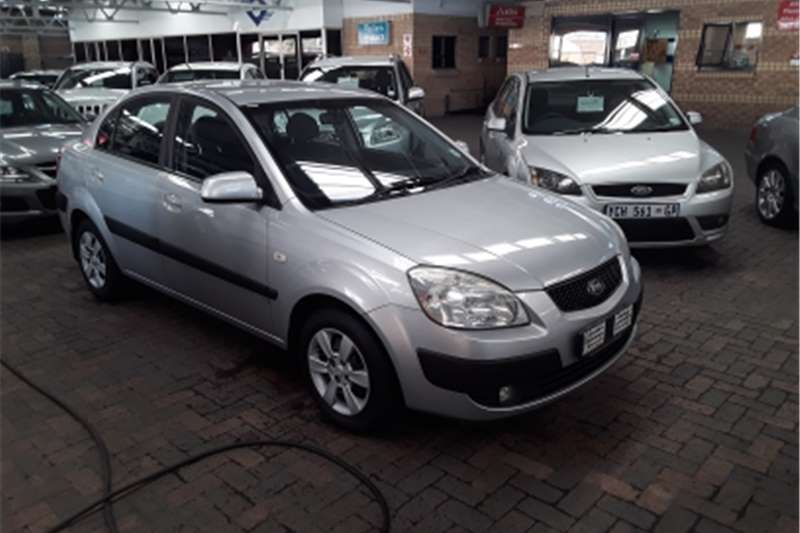 Kia Rio 1.4 5 door high spec automatic 2007