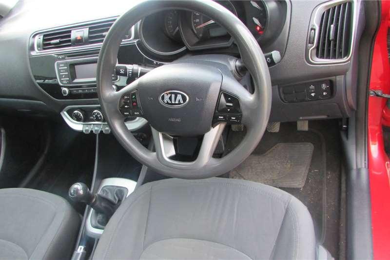Used 2015 Kia Rio 1.4 5 door high spec automatic