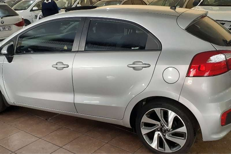 Kia Rio 1.4 5 door high spec automatic 2016
