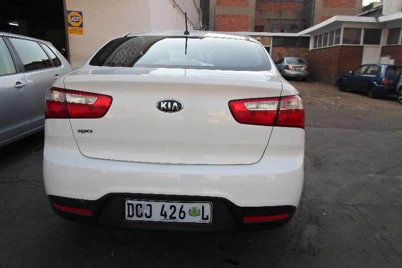2014 Kia Rio