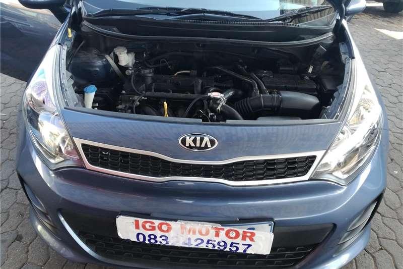 Used 2015 Kia Rio